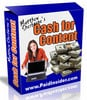 Thumbnail Make money from home with the cash for content system