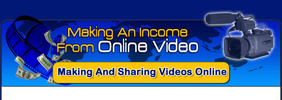 Thumbnail Making an income from online video