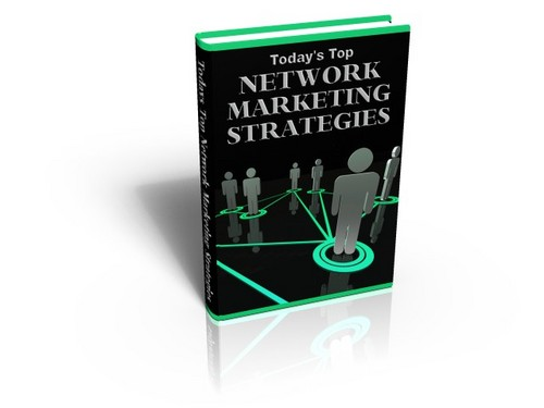 Product picture Todays top network marketing strategies