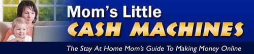 Product picture Moms little cash machines